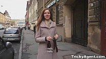 Tricky Agent - My sex tricks work teen porn well Elisaveta Gulobeva