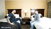 Men.com - (Jordan Levine, Will Braun) - The Nerd, The Escort- Trailer preview