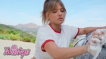 When Girls Play - (Giselle Palmer, Lilly Bell) - Suds and Sass - Twistys