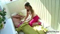 Sis want to know how Cock smell and Wake up Step-Bro