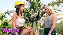 When Girls Play - (August Ames, AJ Applegate) - Working Up A Thirst - Twistys