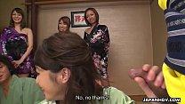Japanese wives, Hikari and Kaede Niiyama made some porn, uncensored