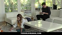TeensLoveAnal - Naughty Teen Gets Ass-Fucked By The Counselor