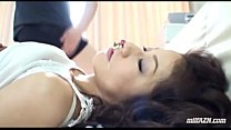 Skinny Milf Fingered Licked Getting Her Mouth Fucked While Sleeping On The Bed