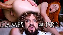 Tyrion Fuckister makes Lady Sansa suck his midget dick and fucks her ass - Game Of Porn Ep.4 from Jean-Marie Corda