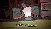 Skank Asian Bargirl Buggered For Beer