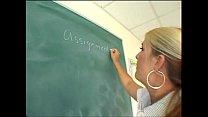 Chubby Teacher Fucks Student (WHO IS SHE?)