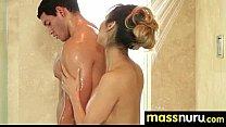 His first Nuru Massage 17