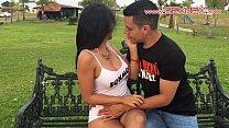 Silvia Santez Mexican brunnete Slut fucks a guy she just met @sexmexnetwork