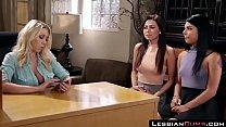 Horny Stepmom Knows Daughter's Secrets ➨ LesbianCUMS.com