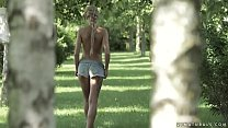 Katrin Tequila loves to fuck under the sun