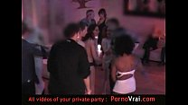 Spy cam french private party! Camera espion Part17 Transparence