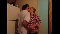Step Sister Fucks Her Brother In Kitchen With Loud Orgasm