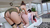 Enjoy My Lesbian Ass Viki Chase, Mischa Brooks, Sarah Shevon, Lily Labeau, Chane