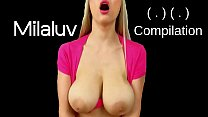 Compilation for Big Natural Tits   Bouncing Boobs Lovers - Milaluv