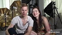 Real Amateur Couple Jack and Lenore Passionate Sex