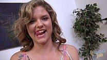 Teen Scarlett Fever Does Sloppy Handjob
