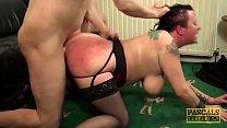 PASCALSSUBSLUTS - Mature Jemma Summers Ass Fucking Domination