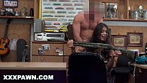 XXX PAWN - Poca-Hot-Ass Walks Into My Pawn Shop Trying To Sell A Gun