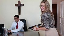 CULIONEROS - New Secretary Karen Getting The Job Done