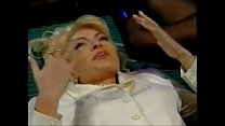 Two Most Beautiful Blonde Models going Lesbian, Helen Duval Lea Martini