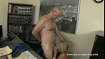 Young Blond Slut Gemma Fucks An Old Cock
