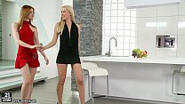 Sophie Moone and Judy Smile Lesbian Affair