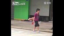 Sex in Sidewalk (China)