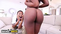 BANGBROS - Lil D Finds Noemi Bilas Masturbating, Let's Her Get On That Dick