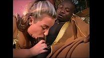 Belly dancer destroyed by her black master