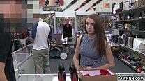 Brunette babe Naomi Alice Wants to pawn - XXX Pawn