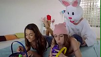 Easter creampie surprise