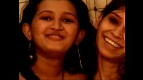 Amateur Indian Lesbian Desi Have Filthy Sex With Strapons