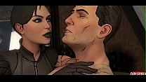 Rough Sex between Batman & Catwoman