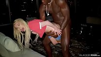 blonde fucked by BBC