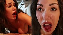 Dirty Doggy Fuck & Facial in the Basement - Shaiden Rogue