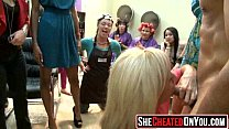 55  Huge cum swapping clup party 12