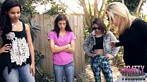 5 Girl Special - Brat Princesses Total Spit Humiliation