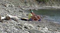 Тревел - блогер встретил нудистку. Публичный минет на пляже в Болгарии. RoleplaysCouples