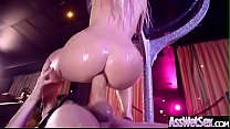 (Jessie Volt) Sexy Horny Girl With Huge Ass Love Anal Sex movie-14