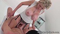 British mature Lady Sonia cheating on her husband