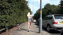 Blonde teen babes public nudity and outdoor masturbation of young cute Carly Rae