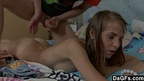 First time anal for cute teen