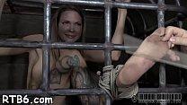 Getting despicable torture delights tough twat