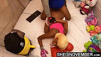 Babe Fucked Hard by Older Big Dick BBC Hardcore Doggystyle Deep Inside Her Younger Black Pussy , Msnovember Arm Twisted Behind Her Back , Sex Inside Her Bedroom Submitting To Dominate Man , Pretty Ass Jiggling POV HD Sheisnovember