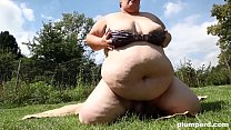 Morbidly Obese Czech BBW Facesitting and s.