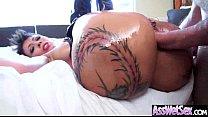 Slut Big Butt Girl (bella bellz) Take It Deep In Her Ass On Cam movie-06