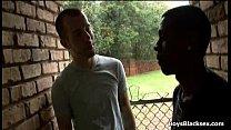 BlacksOnBoys - Black gay boys fuck teen white sexy dudes 02