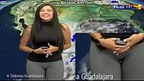 CAMELTOE de la mexicana Susana Almeida en Televisa