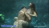 Kimber Lee Loves Playing With Cock Underwater!!!